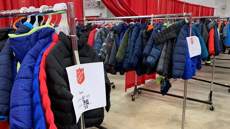'Coats for Kids' online registration now open