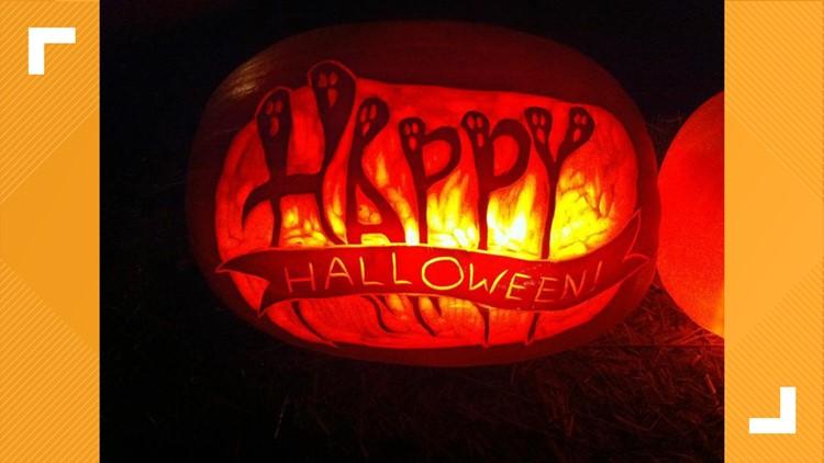 Boyd Pumpkin Display