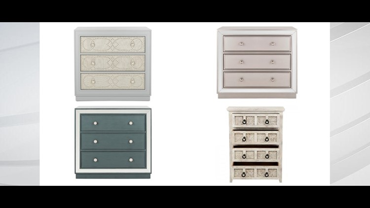 Chests Of Drawers Recalled For Child