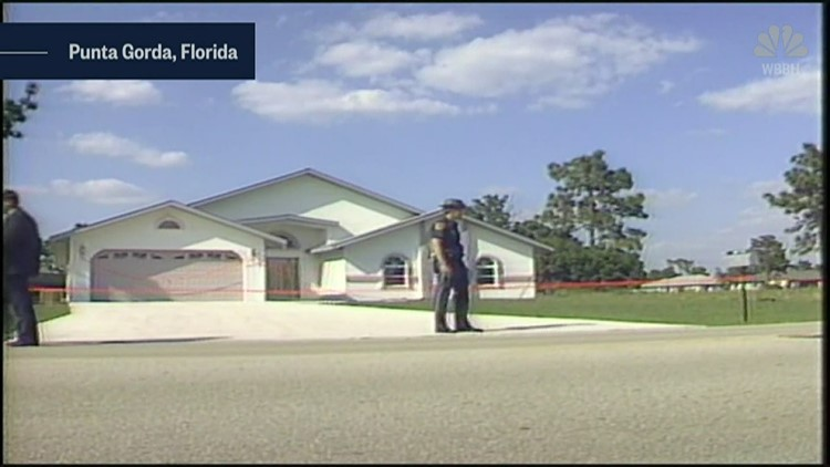 DNA helps crack 30-year Florida cold case