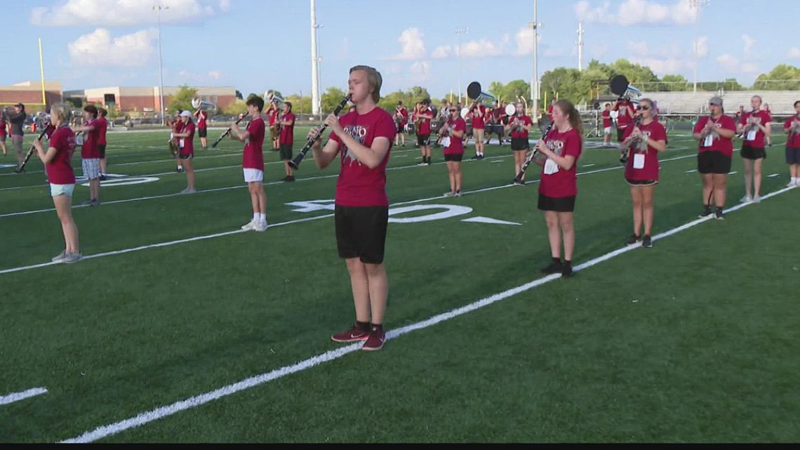 Operation Football Band of the Week: Zionsville High School