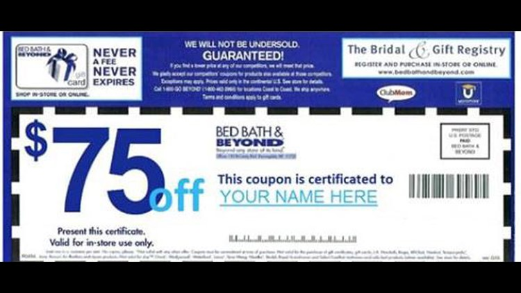 That Amazing Bed Bath Beyond Coupon For Mother S Day It S Fake Wthr Com