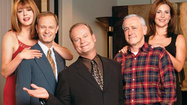 Paramount+ announces upcoming content, including 'Frasier,' 'Rugrats' revivals