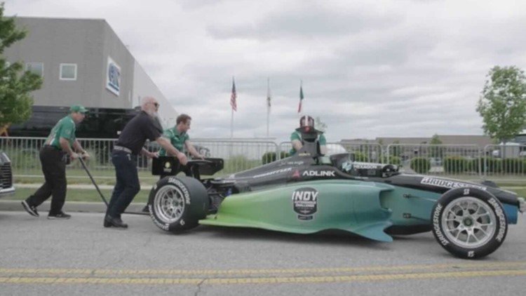 Autonomous Challenge to feature driverless race cars at the Indianapolis Motor Speedway