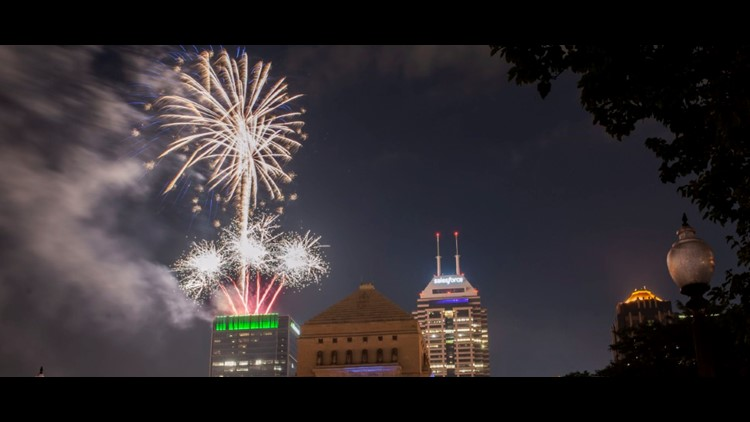 July 4 fireworks looking for new home in Downtown Indianapolis