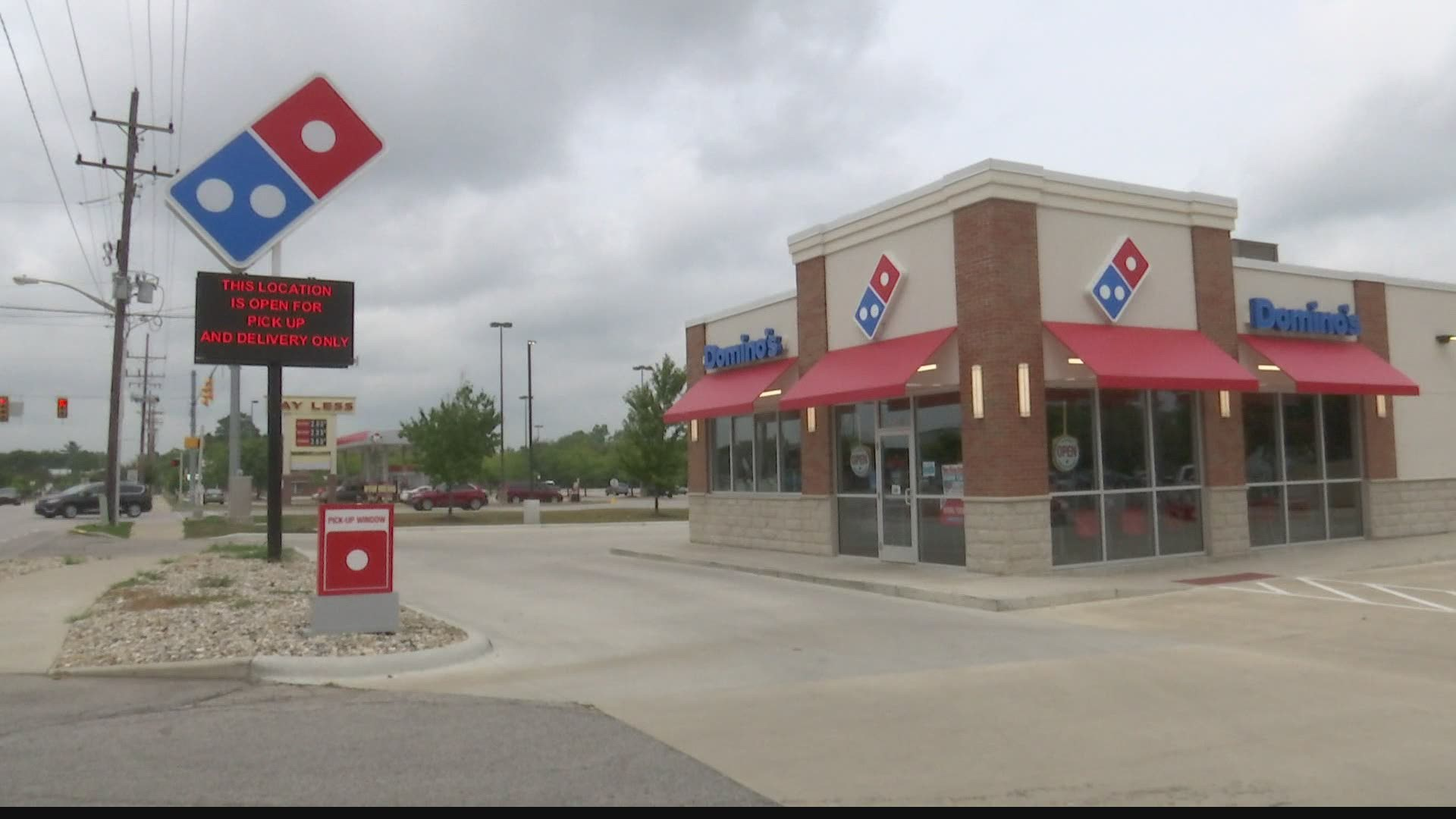 14-year-old girls accused of carjacking pizza delivery