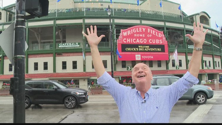 Chuck's Big Adventure: Chicago preview