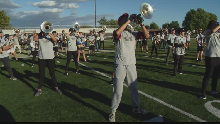 Operation Football Band of the Week: Noblesville High School
