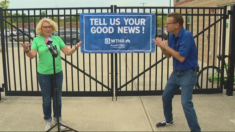 Tell Us Your Good News: Zionsville High School