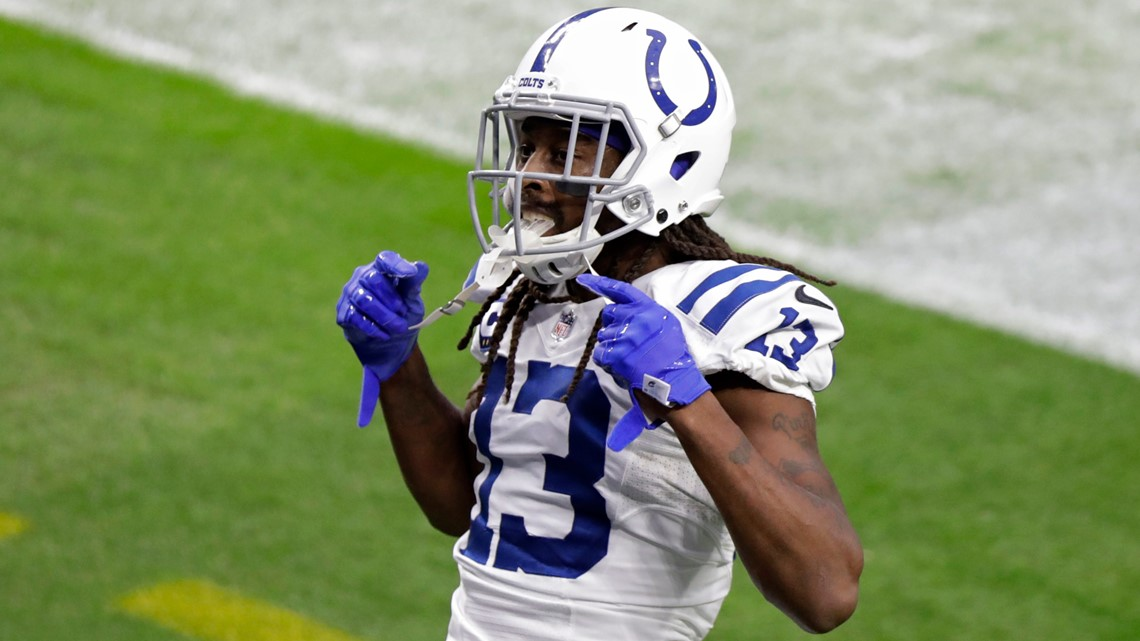 T.Y. Hilton returning to the Colts on 1-year deal