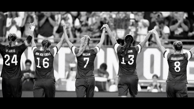 Nike Celebrates Women S World Cup Win With Inspiring Commercial Wthr Com