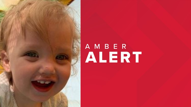 Amber Alert Issued For Oklahoma 18 Month Old Wthr Com