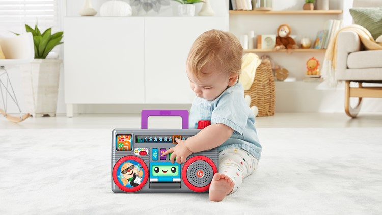 Fisher-Price introduces new retro inspired toys