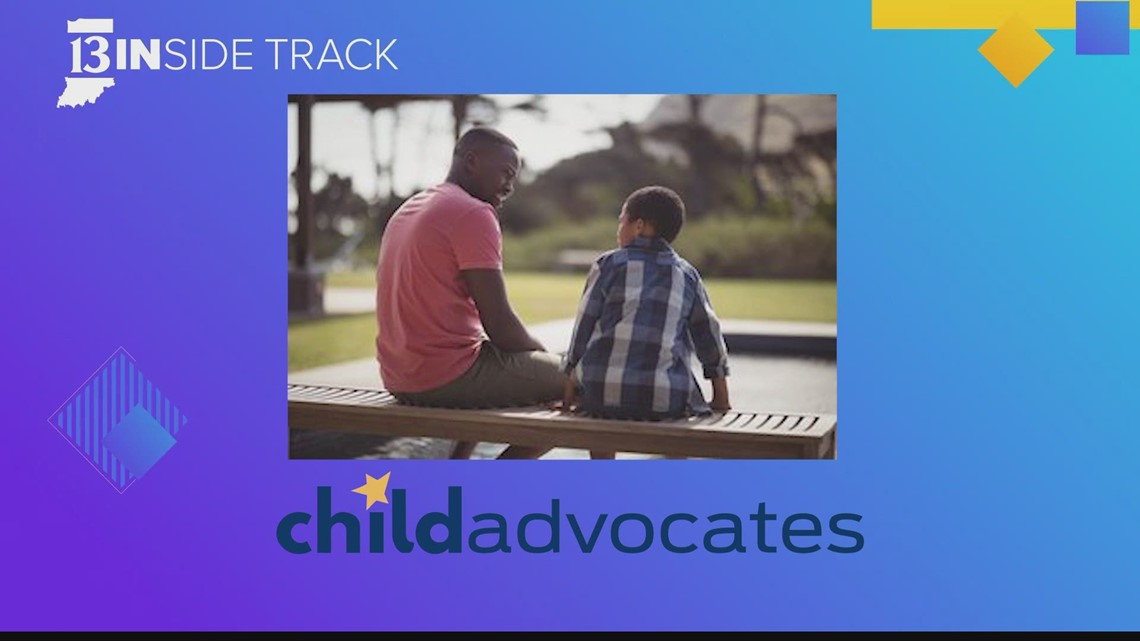 13INside Track learns how Child Advocates stands up for central Indiana children
