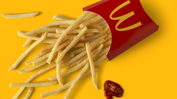 Consumer Catch-up: Free fries