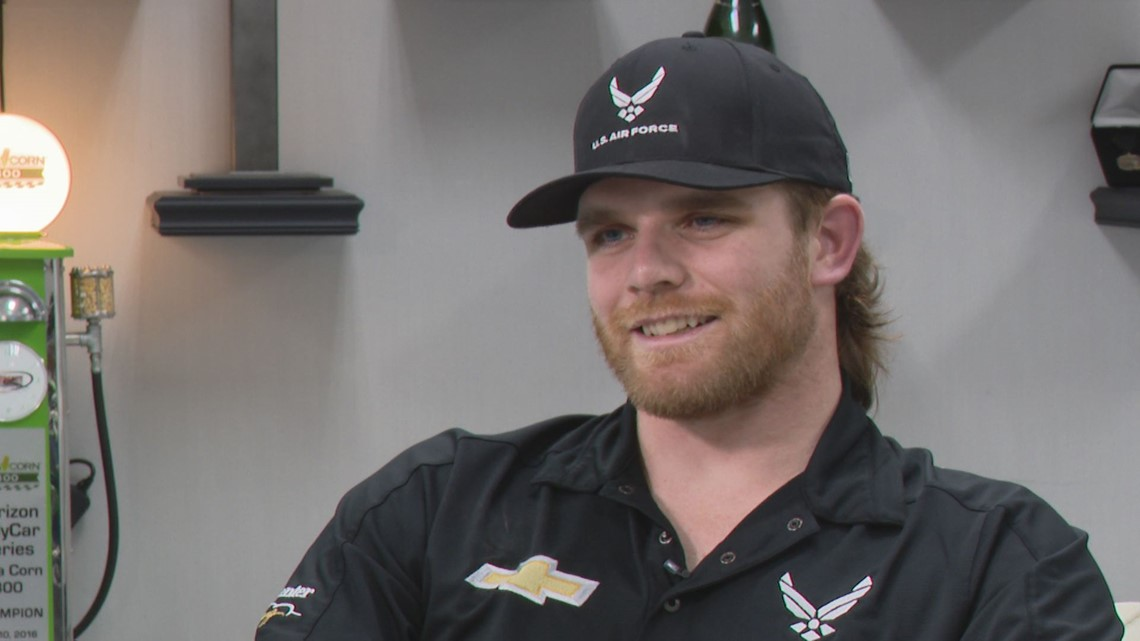 Conor Daly's drive to win his first 500