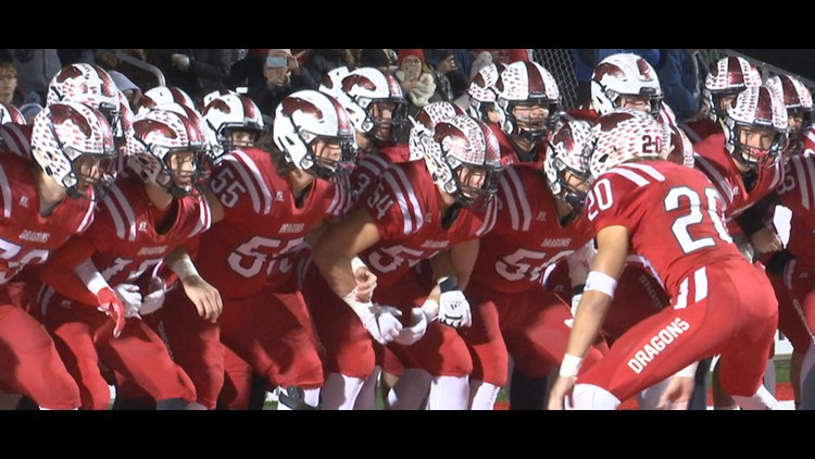 New Palestine 35, Cathedral 10