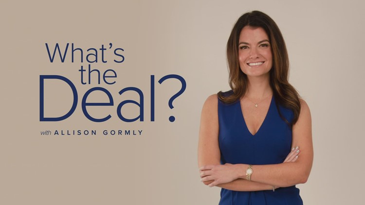 Save time and money with Alison Gormly's What's The Deal?