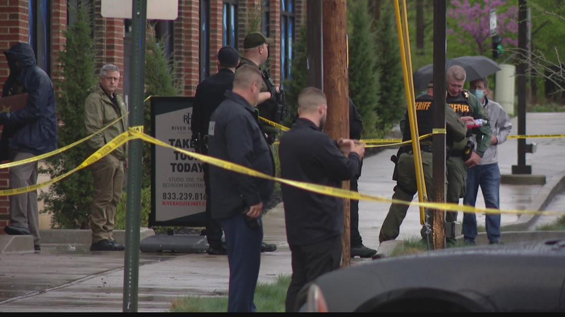 IMPD investigating officer-involved shooting in Broad Ripple