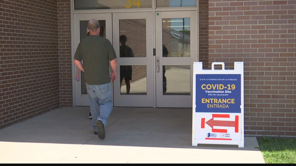 Mooresville hosts vaccination clinic for high school students