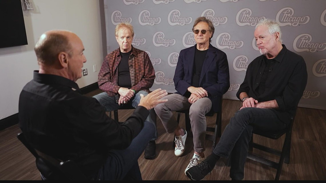 Chuck's Big Adventure: A conversation with Chicago, the band