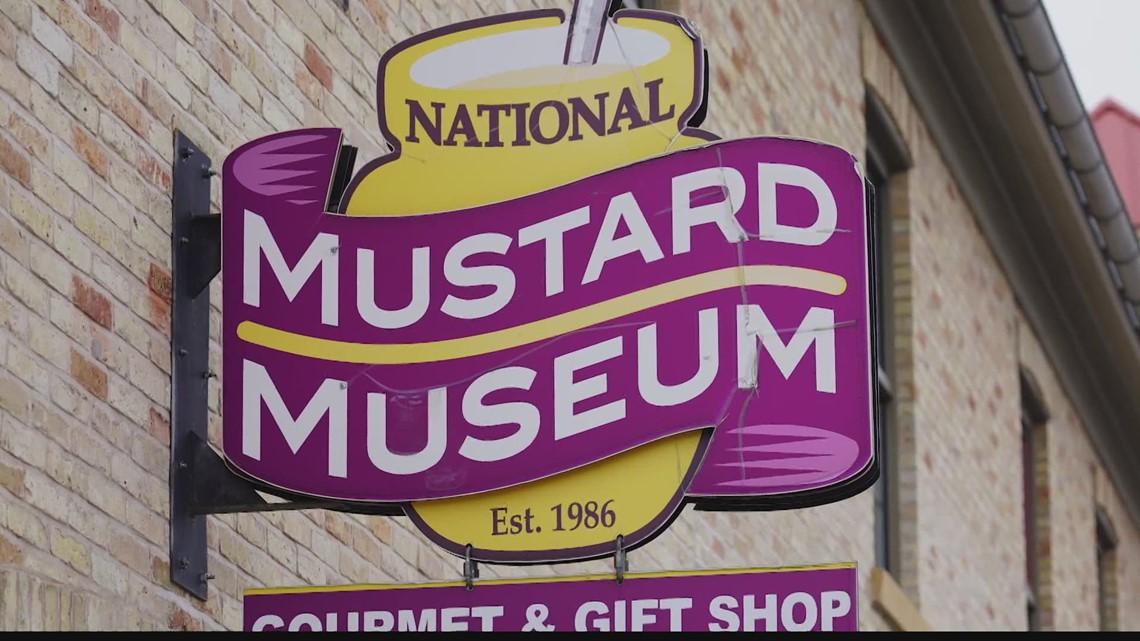 Chuck's Wisconsin Wonderland Adventure: National Mustard Museum