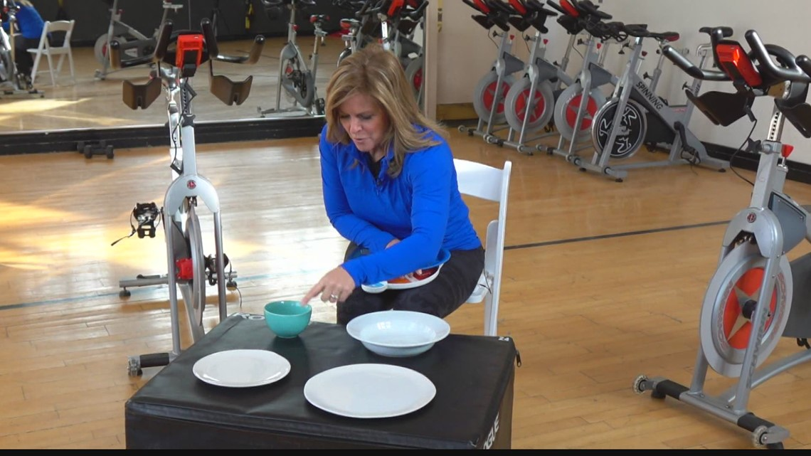 Fit Friday Tip: Portion control