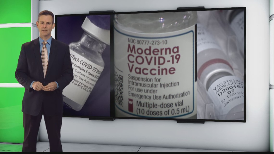 VERIFY: Can you choose which COVID-19 vaccine you get?