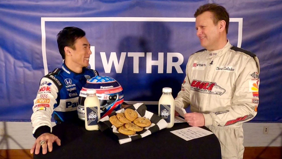 Milk and Cookies: Pandemic binge watching and social media flow for IndyCar drivers