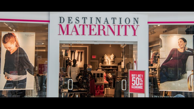 Motherhood Maternity Destination Maternity Could File For Bankruptcy Wthr Com