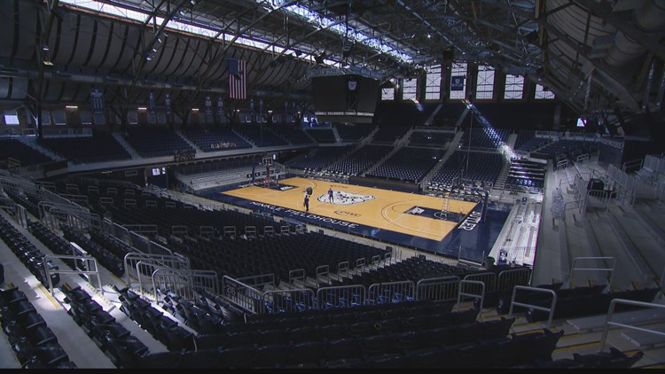 Butler preparing to host NCAA March Madness games for first time in decades