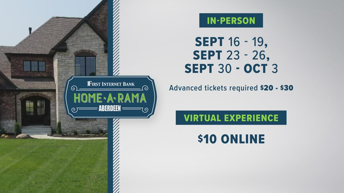 Home-A-Rama kicks off Friday in Bargersville