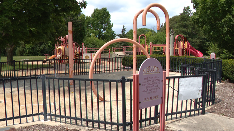 Mayor Hogsett announces $16.5 million investment in city park playgrounds