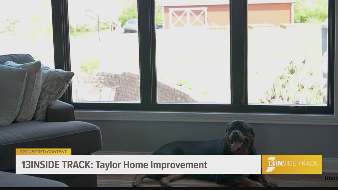 Taylor Home Improvement talks windows with 13INside Track