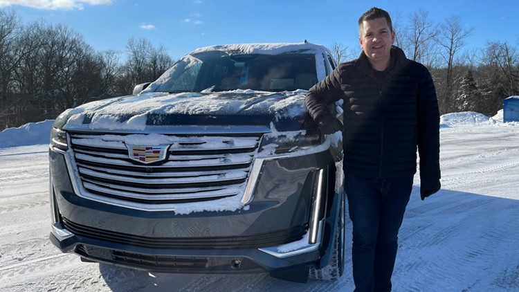 AUTO CASEY: 2021 Cadillac Escalade offers first-class family travel