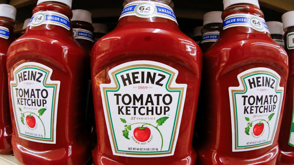 Restaurants facing shortage of ketchup packets