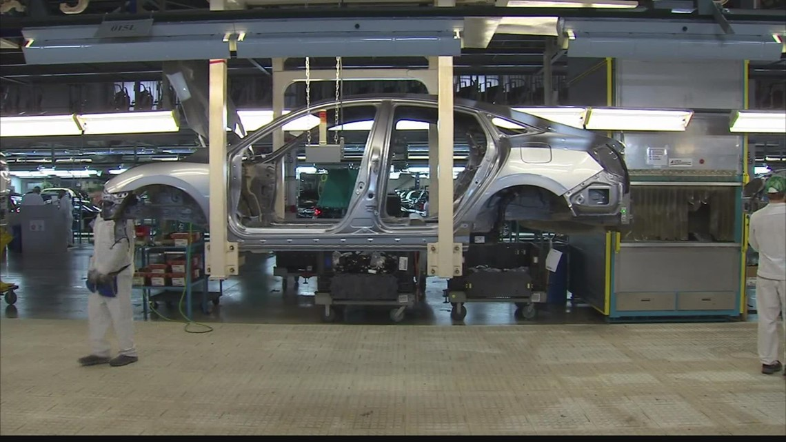 Production to begin on new Honda Civic Hatchback at Greensburg plant