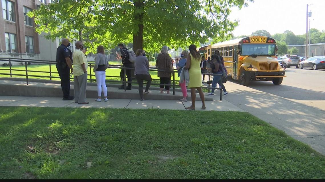 Classes resume at Indianapolis Public Schools