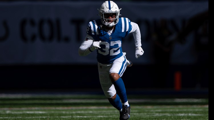 Colts safety Julian Blackmon out for season after tearing Achilles