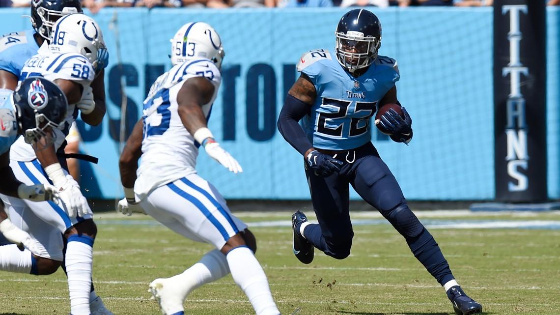 Colts-Titans Game Blog: Titans back up 14-7 in second quarter
