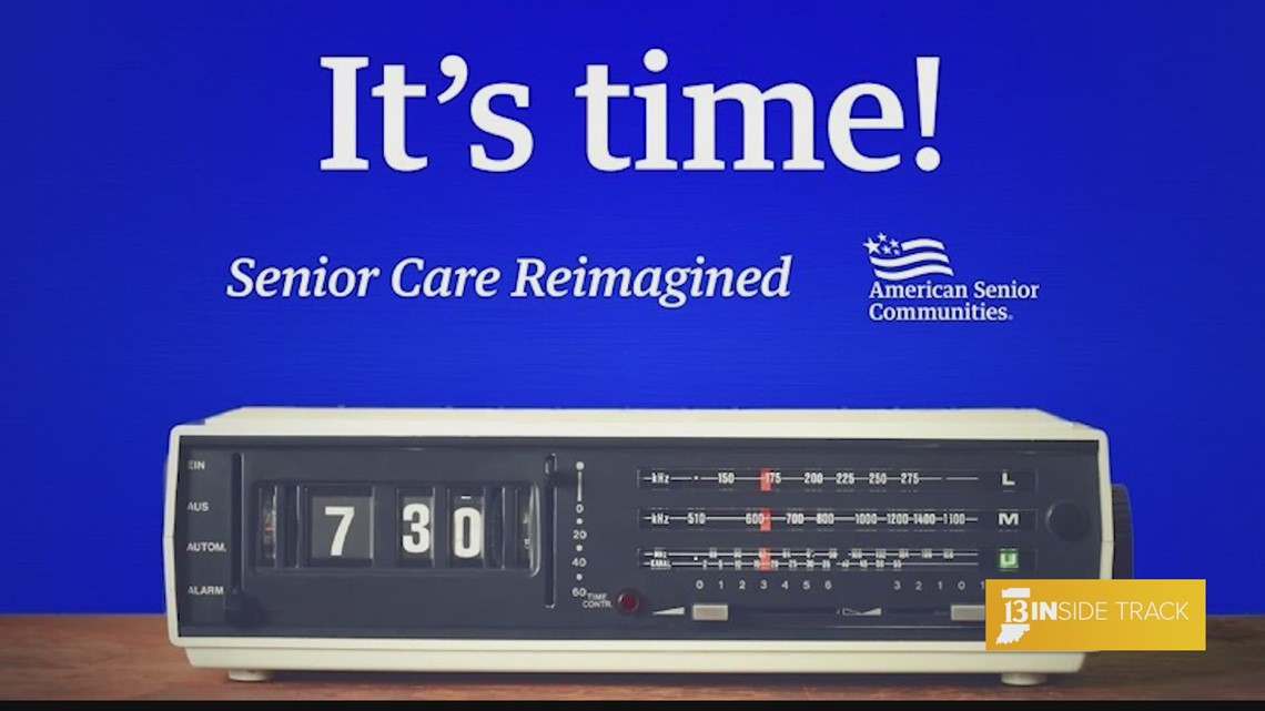 13INside Track learns why 'It's Time' for American Senior Communities