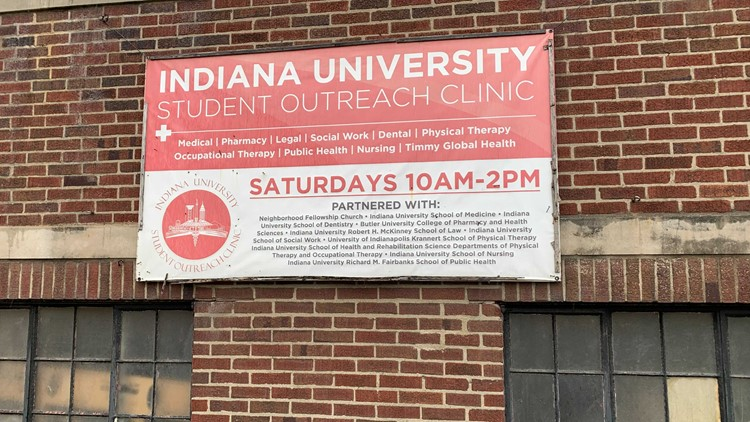 Free east Indianapolis health clinic is expanding