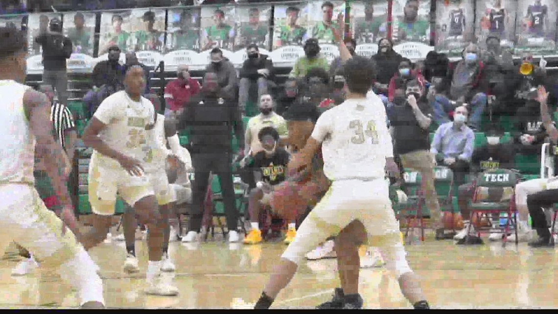 Lawrence North 46, Warren Central 45