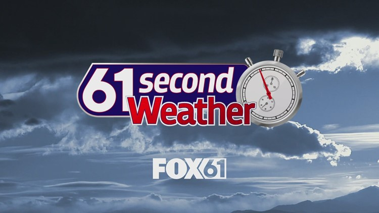 61 Second Weather: Morning, May 6