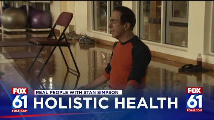 REAL PEOPLE with Stan Simpson: Kevin Reese's journey to finding inner peace