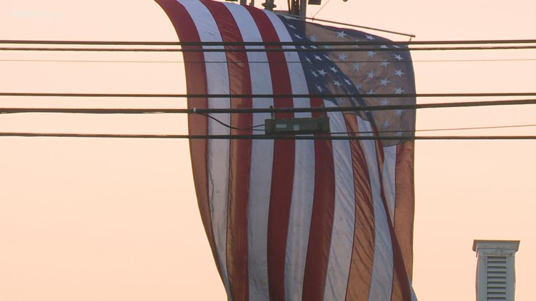 Community gathers for Windsor 9/11 remembrance ceremony