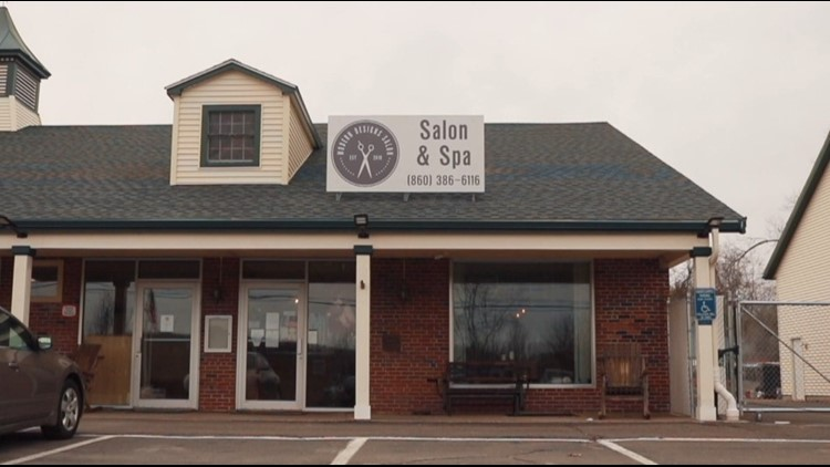 FOX61 Student News: Businesses helping Businesses - Suffield HS