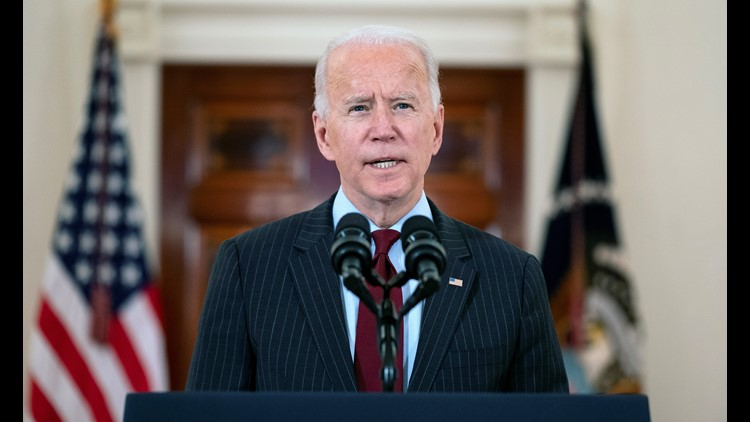 Quinnipiac Poll: Biden approval rating at 48%; good marks for handling of pandemic