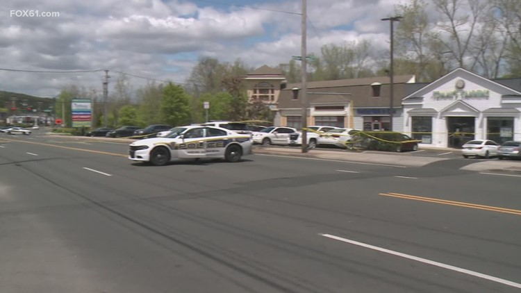 70-year-old killed after being struck by car on Whalley Avenue -Full video package
