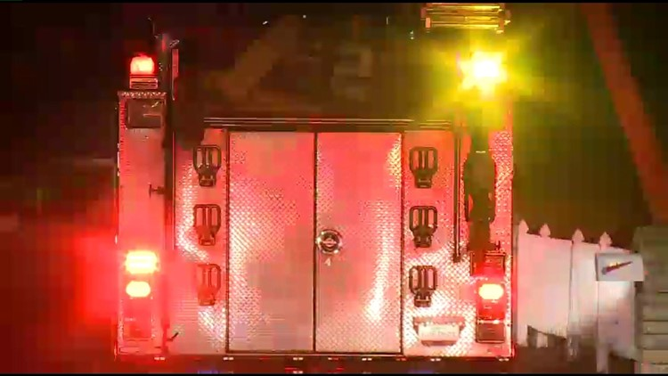 Stratford house destroyed in fire
